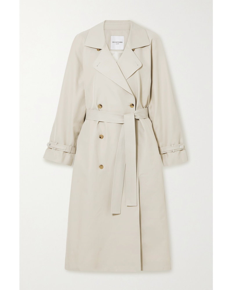 Le 17 Septembre Trench coat 36