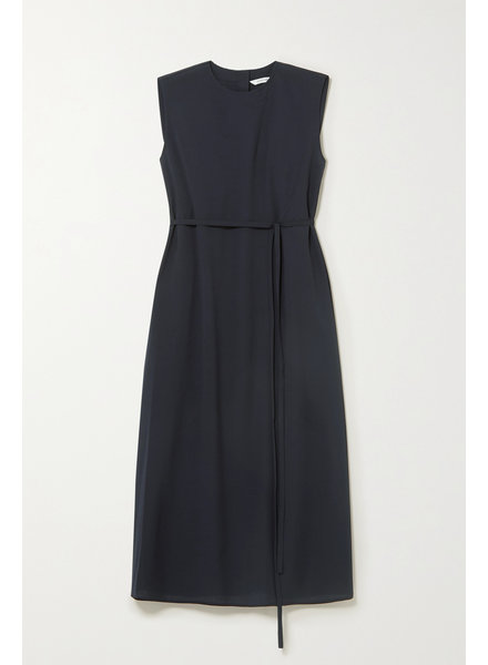 Le 17 Septembre Back Button dress - Navy