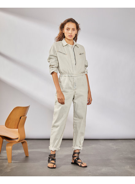 Iro Rialto Jumpsuit - Light Blue