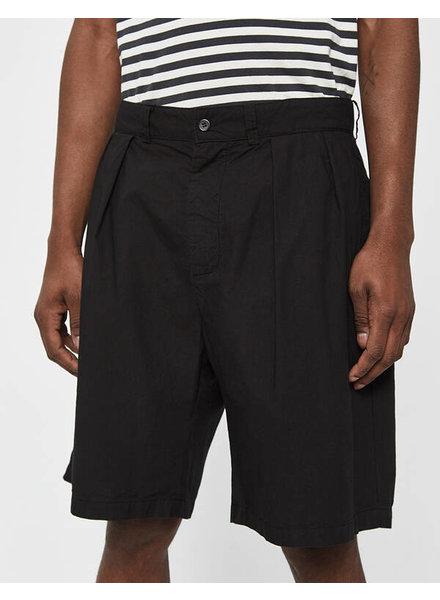 Hope Tuck shorts - Faded Black