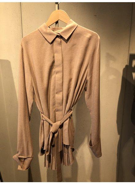 Aeron Lone shirt - Powder Melange