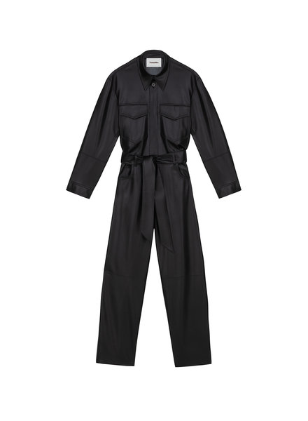 Nanushka Ashton boilersuit - Black
