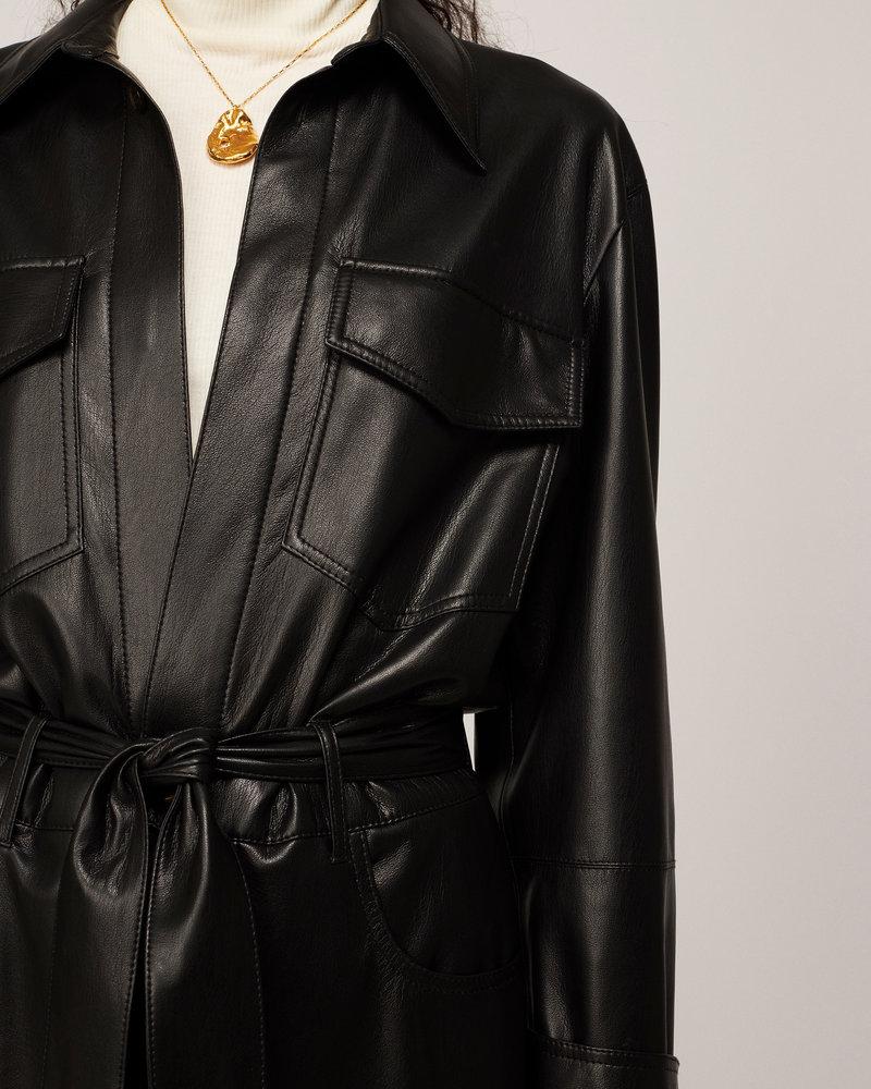 Nanushka Ashton boilersuit - Black