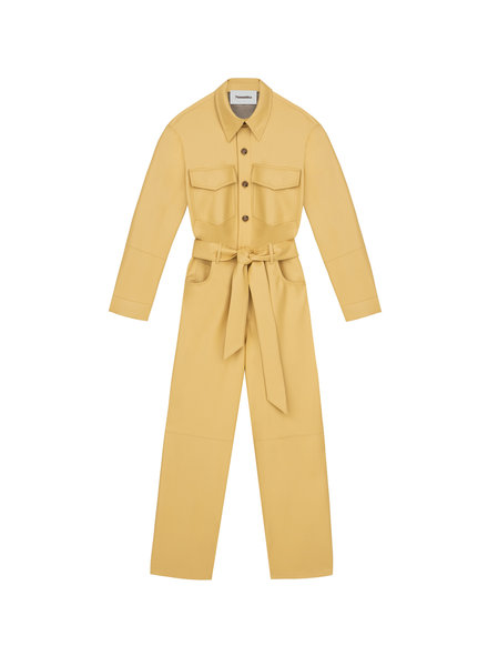 Nanushka Ashton boilersuit - Margarin