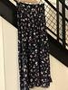 Libertine Libertine Hook Skirt - Navy Flower