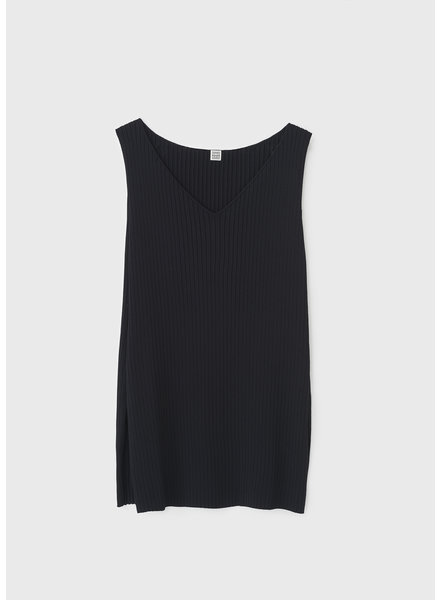 Totême Bolzano top - Black