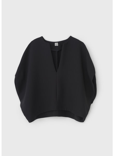 Totême Penicton blouse - Black