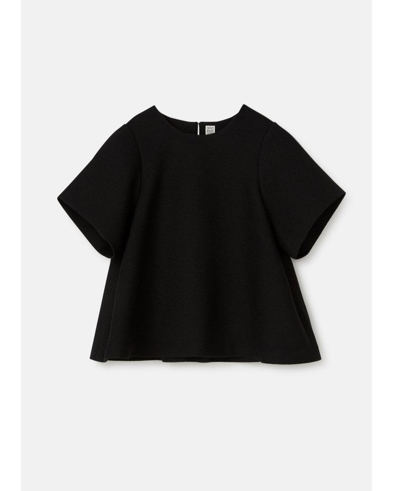 Totême Pemba top - Black