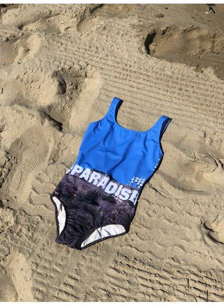 Pushbutton Paradise Swim suit