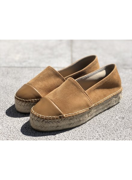 N°8 Antwerp Suede creeper - Kentucky