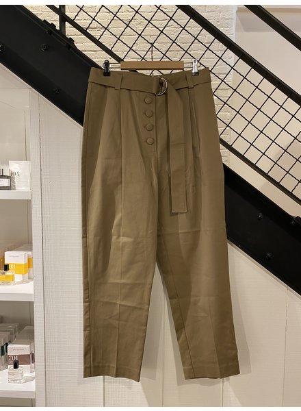 Libertine Libertine Follow trousers - Khaki