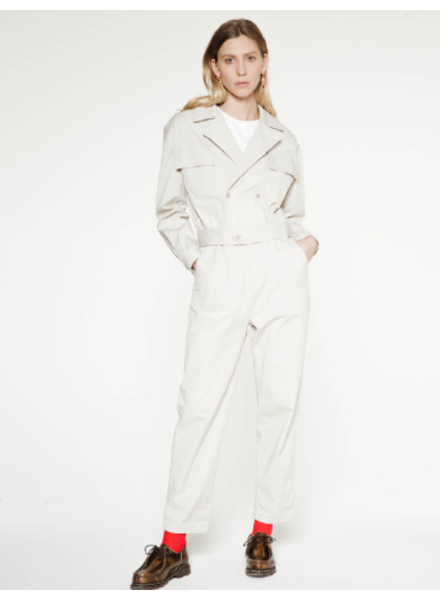 Margaux Lonnberg Ridley jumpsuit - Off White