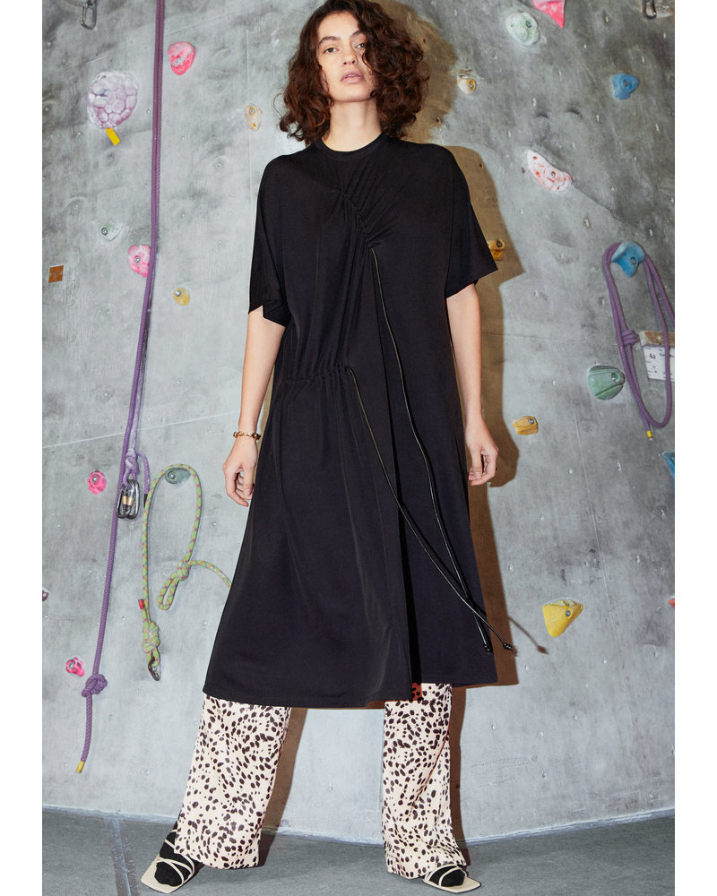 Aeron Ruby dress - black