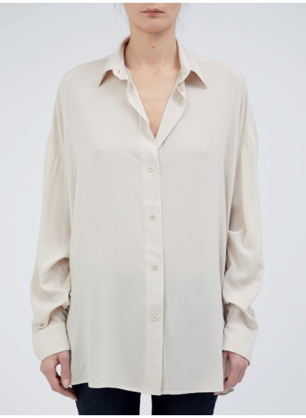 Iro Mix shirt - Mastic