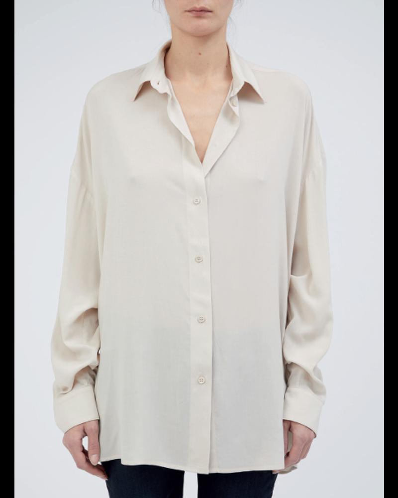 Iro Mix shirt - Mastic