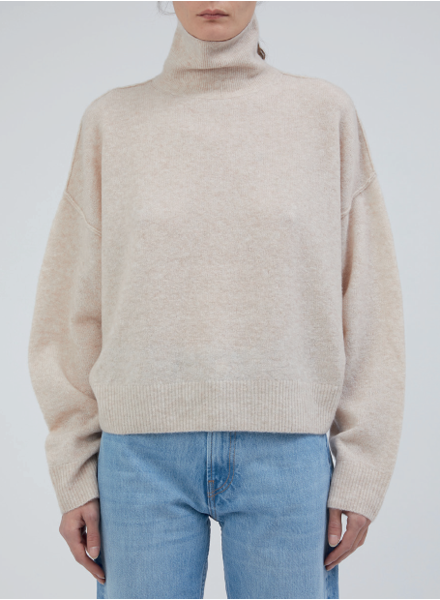 Iro Mungy sweater - Grey Beige