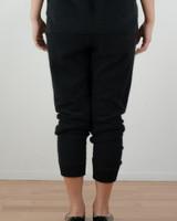 CT Plage Cashmere pants - Black