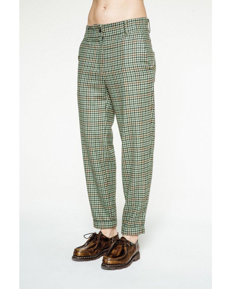 Margaux Lonnberg Jarvis pantalon - Green Check