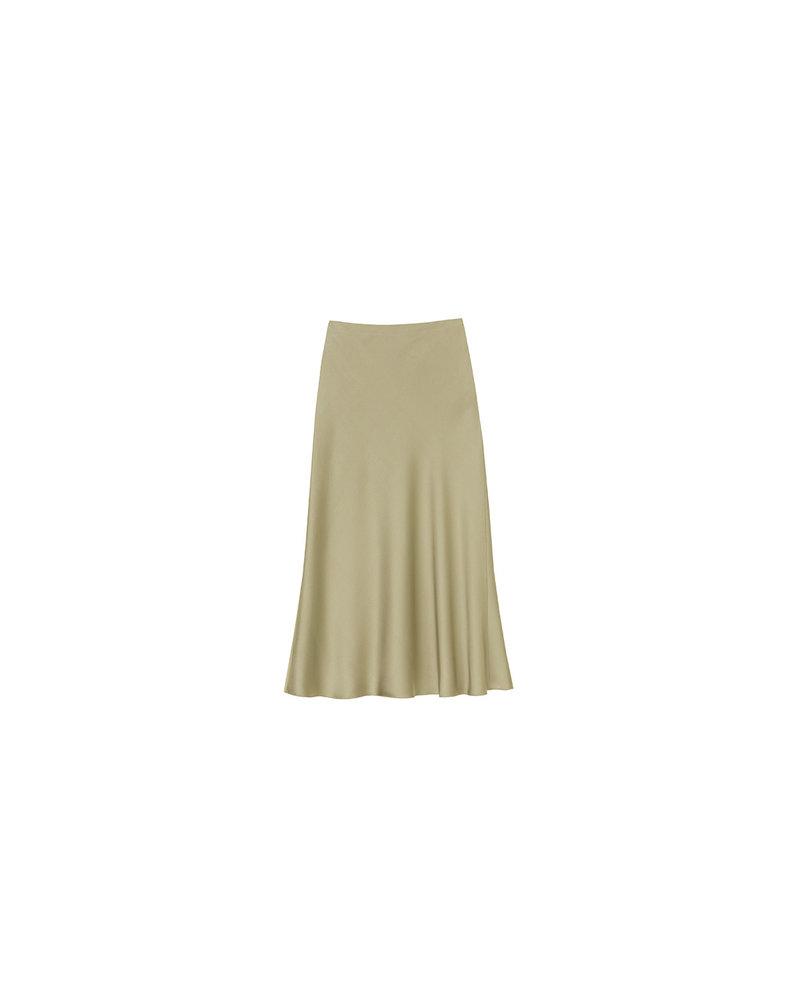 Nanushka Razi skirt - Sage