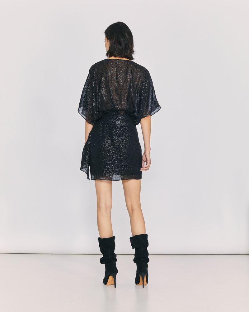 Iro Reynea dress - Black