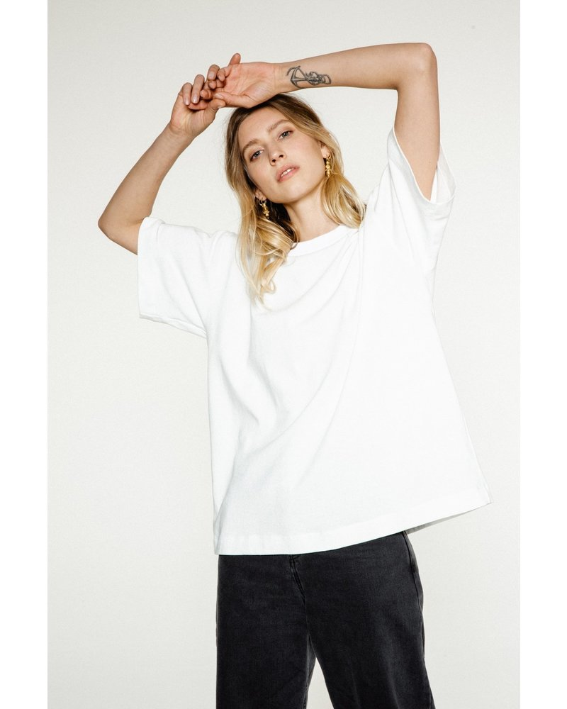 Margaux Lonnberg Gigi Tee - White