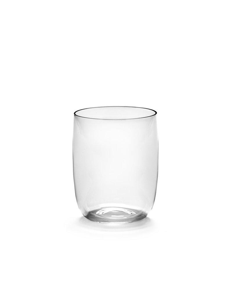 Vincent Van Duysen Glas hoog VVD - H10,3 cm D8,3 cm 33cl