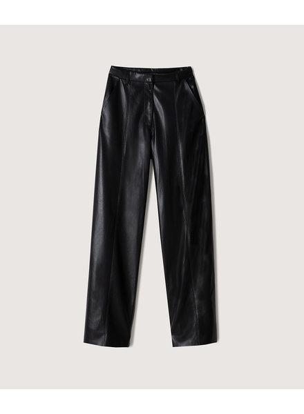 Nanushka Cleo pants - Black