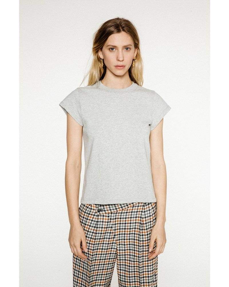 Margaux Lonnberg Spike tee - Grey