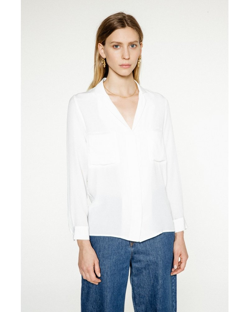 Margaux Lonnberg Gaspard shirt - White