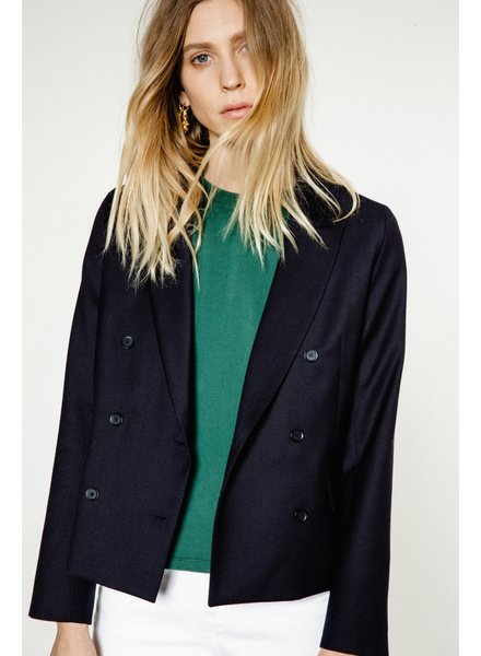 Margaux Lonnberg Buster Jacket - Navy