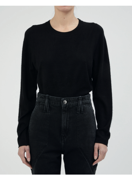 Iro Marawi sweater - Black
