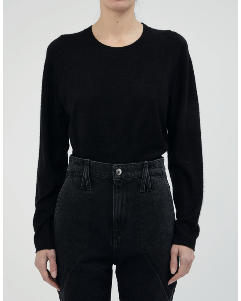 Iro Marawi sweater - Black