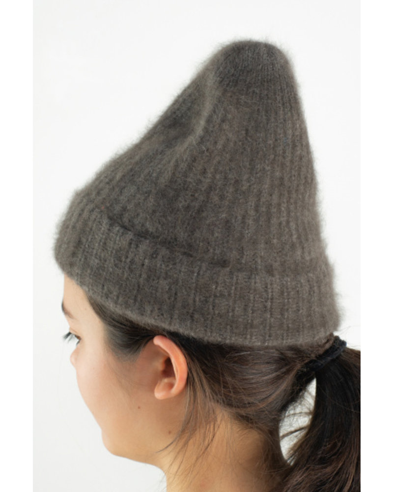 CT Plage Raccoon beanie - Grey Brown