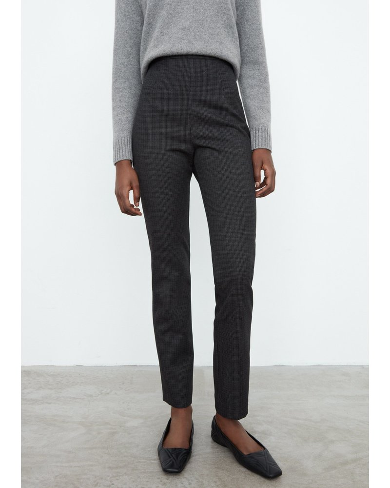 Totême Same trousers - Dark Grey