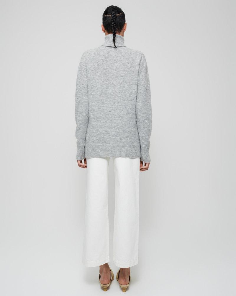 Nanushka Jane Jeans - White