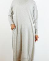 CT Plage Raccoon x Wool dress - L Grey