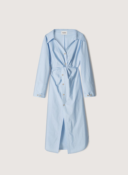 Nanushka Ayse dress - Sky Blue