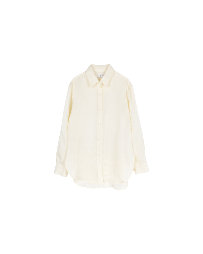 Blossom L Shirt - Lemon