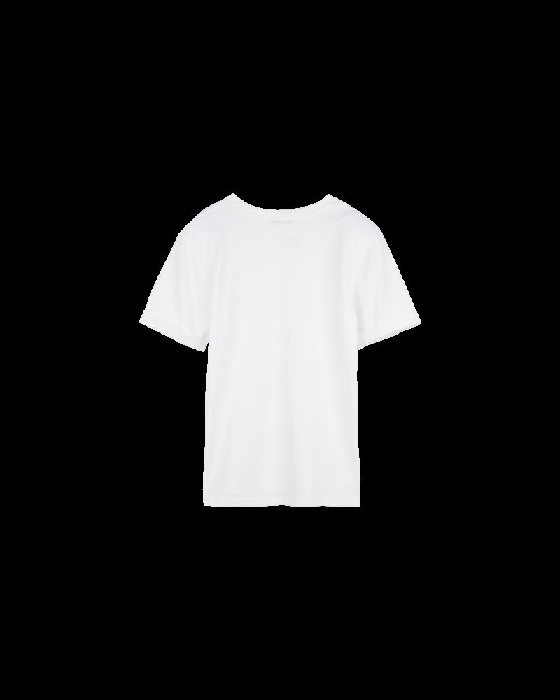Blossom Lick Pad T-shirt - Ivory