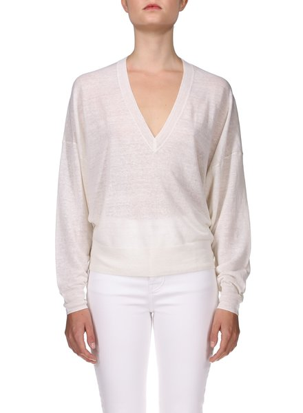 Iro Erica sweater - Ecru