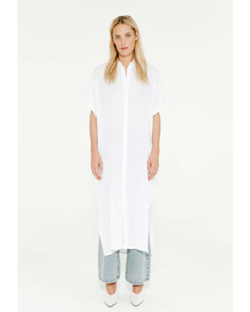 Margaux Lonnberg Freja dress - White