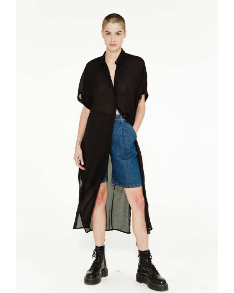 Margaux Lonnberg Freja dress - Black
