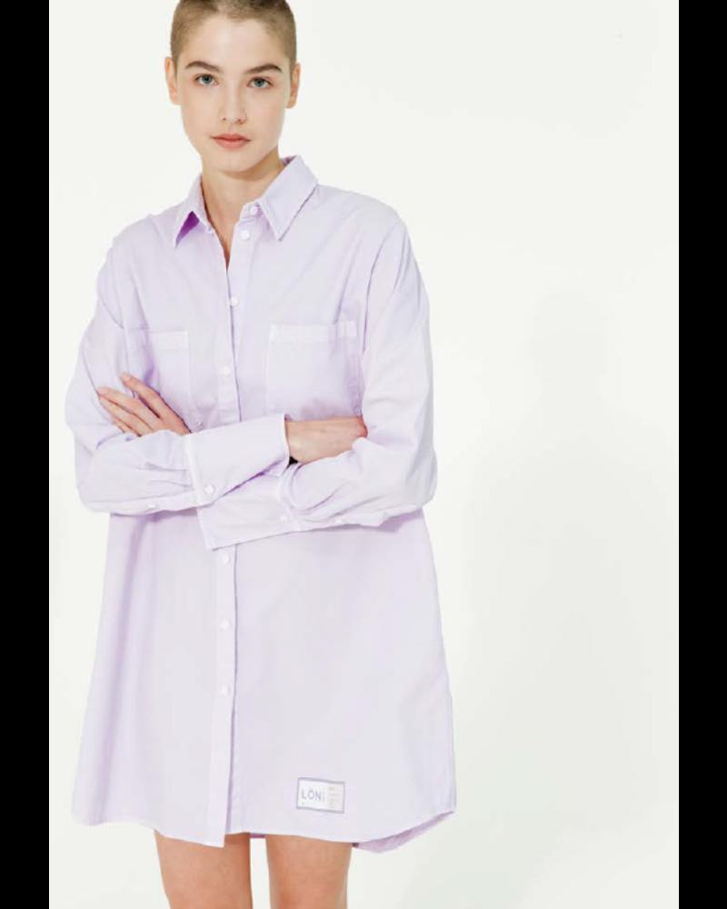 Margaux Lonnberg Elliot dress - Lilas