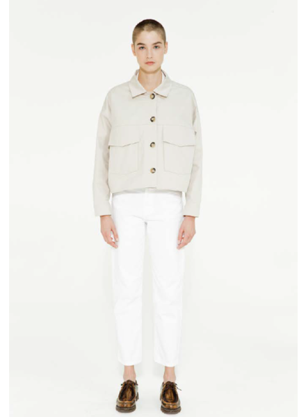 Margaux Lonnberg Leon Jacket - Off White