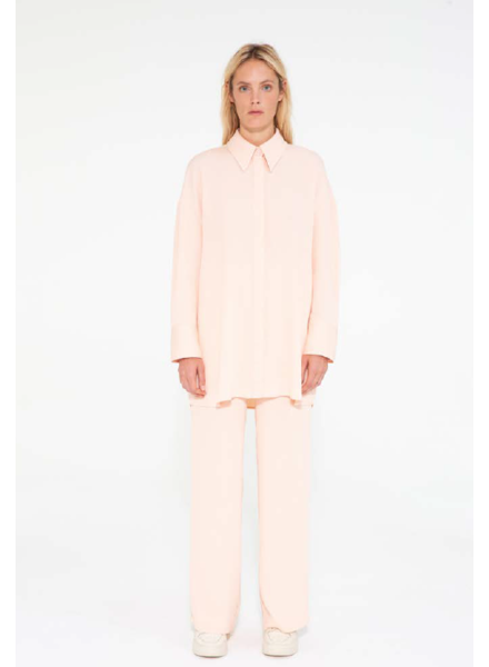 Margaux Lonnberg Perry shirt - Peach