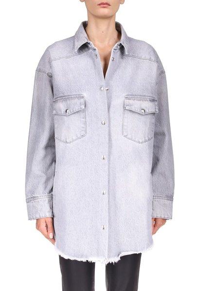 Iro Ygga shirt - Steel Grey