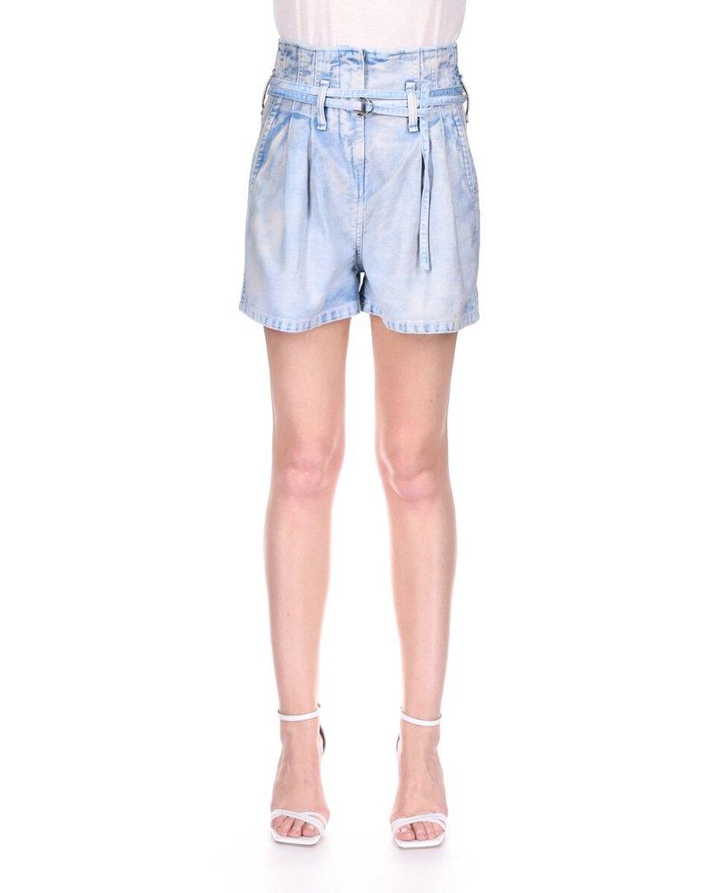Iro Trab short - Blue Shade