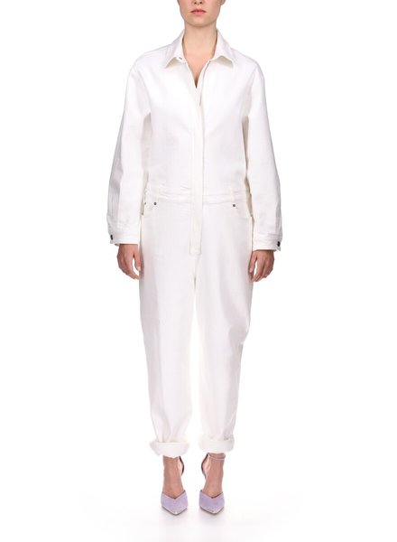 Iro Nouka Jumpsuit - Off White