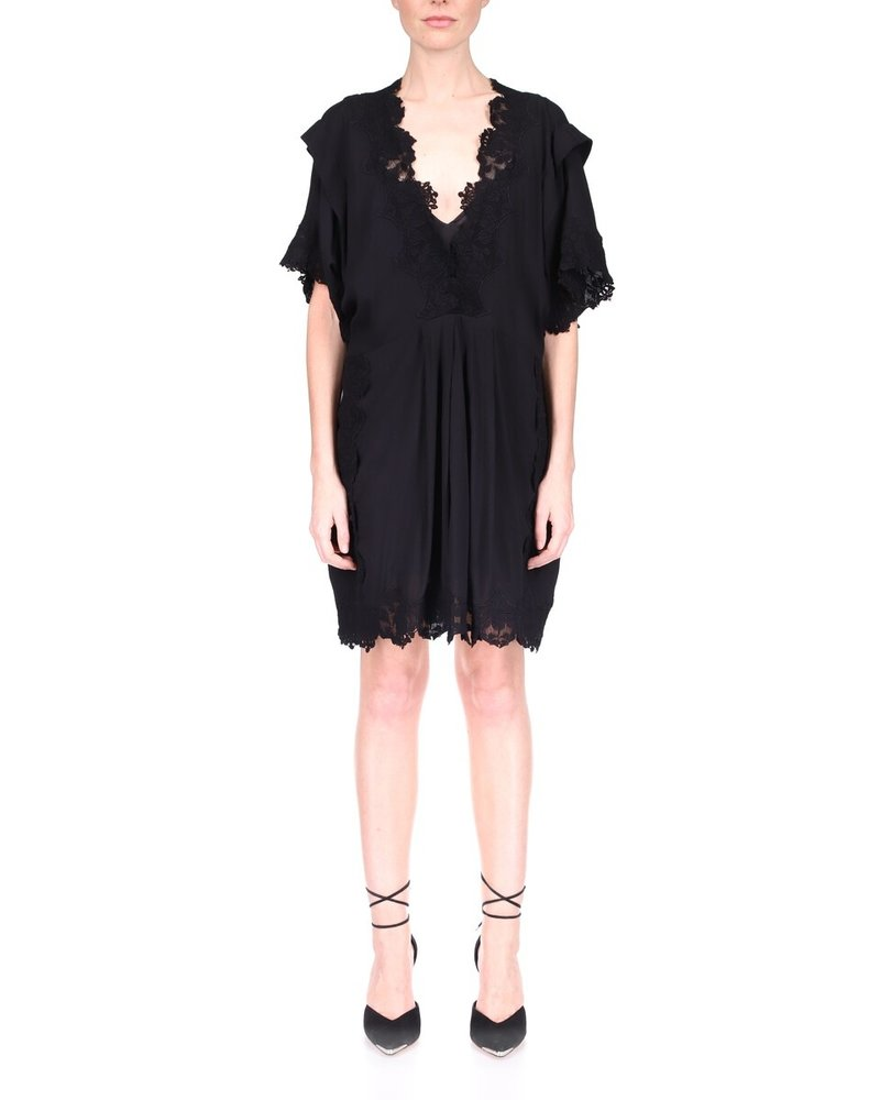 Iro Clero dress - Black