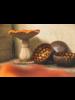 P'Tit Pot Coconut Bowl - Orange Pearl